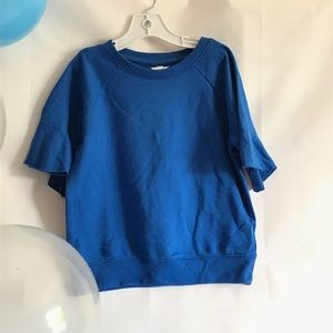 GYMBOREE Girls Blue Sweatshirt